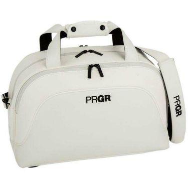 PRGR プロギア スポーツモデル 折りたためる メンズ ボストンバッグ PRBB-204 W ホワイト