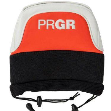 PRGR プロギア スポーツモデル アイアンカバー PRIC-201 OR オレンジレッド