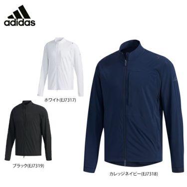 アディダス adidas メンズ ストレッチ 長袖 フルジップ ジャケット GHV03 2019年モデル