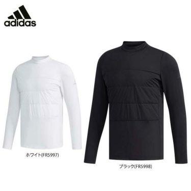 アディダス adidas メンズ ストレッチ 中綿 長袖 モックネックシャツ IPJ15 2019年モデル