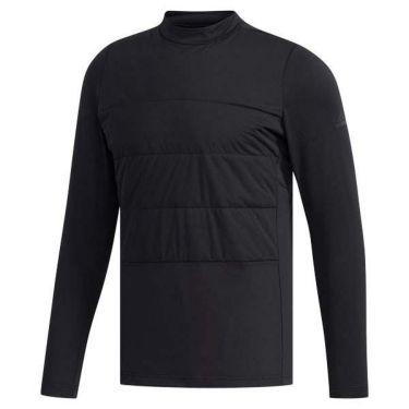 アディダス adidas メンズ ストレッチ 中綿 長袖 モックネックシャツ IPJ15 2019年モデル 商品詳細3