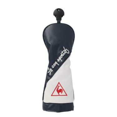ルコック Le coq sportif メンズ ユーティリティ用 ヘッドカバー QQBOJG41 NV00 ネイビー