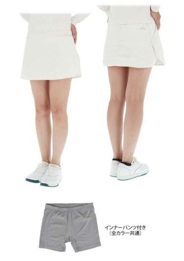 アディダス adidas レディース ストレッチ 中綿 インナーパンツ付き スコート FYO61 2019年モデル 商品詳細5
