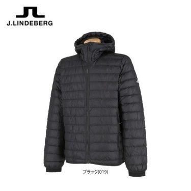 Jリンドバーグ J.LINDEBERG メンズ 長袖 フード付き ライトダウン ジャケット 071-51013 2019年モデル