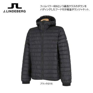 Jリンドバーグ J.LINDEBERG メンズ 長袖 フード付き ライトダウン ジャケット 071-51013 2019年モデル 商品詳細3