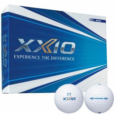 ダンロップ ゼクシオ11 XXIO 11 ゴルフボール 1ダース(12球入り) ホワイト