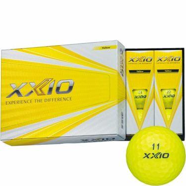 ダンロップ ゼクシオ11 XXIO 11 ゴルフボール 1ダース(12球入り) イエロー