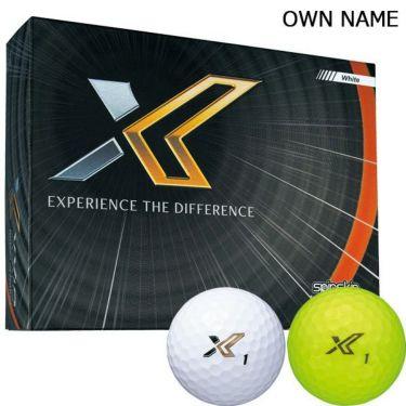 オウンネーム専用 ダンロップ ゼクシオ エックス XXIO X-eks- ゴルフボール 1ダース(12球入り)