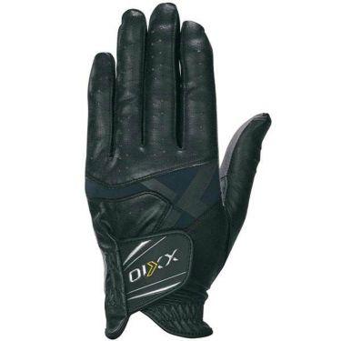 ダンロップ ゼクシオ XXIO メンズ 快適フィット ゴルフグローブ GGG-X013 BK ブラック