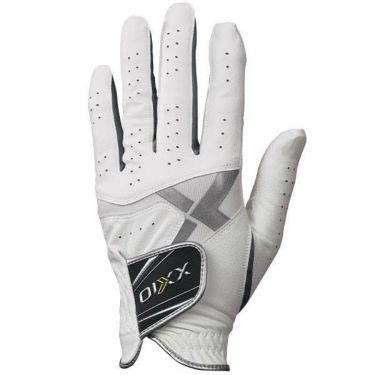 ダンロップ ゼクシオ XXIO メンズ 快適フィット ゴルフグローブ GGG-X013 WH ホワイト