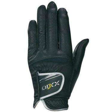 ダンロップ ゼクシオ XXIO メンズ 羊革 ゴルフグローブ GGG-X014 BK ブラック