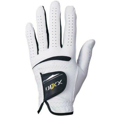 ダンロップ ゼクシオ XXIO メンズ 羊革 ゴルフグローブ GGG-X014 WH ホワイト