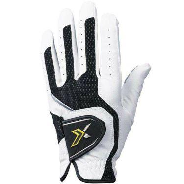 ダンロップ ゼクシオ XXIO メンズ 強力グリップ ゴルフグローブ GGG-X015 WH ホワイト