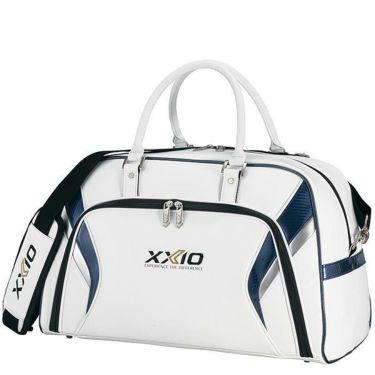 ダンロップ ゼクシオ XXIO フラッグシップモデル メンズ スポーツ ボストンバッグ GGB-X109 ホワイト×ネイビー