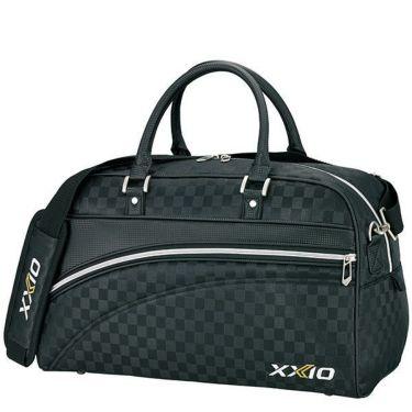 ダンロップ ゼクシオ XXIO メンズ スポーツ ボストンバッグ GGB-X111 ブラックチェック