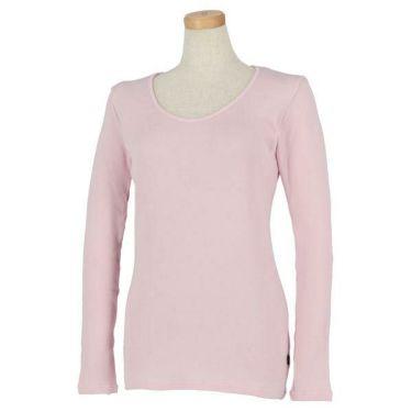マンシングウェア Munsingwear レディース 裏起毛 長袖 Uネックシャツ LGA1002AG 商品詳細3