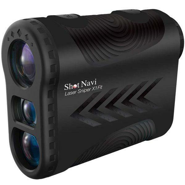 ShotNavi Laser Sniper X1 Fit [黒]