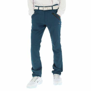 ルコック Le coq sportif メンズ ストレッチ テーパード ロングパンツ QGMOJD03 2019年モデル [裾上げ対応1●] ブルー(BL00)