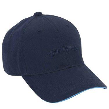 マンシングウェア Munsingwear メンズ ロゴ刺繍 キャップ MGBOJC02 NV00 ネイビー 商品詳細2