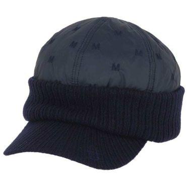 マンシングウェア Munsingwear レディース 中綿 キルティング ニット キャップ MGCOJC09 NV00 ネイビー