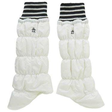 マンシングウェア Munsingwear レディース 中綿 キルト レッグウォーマー MGCOJX82 WH00 ホワイト