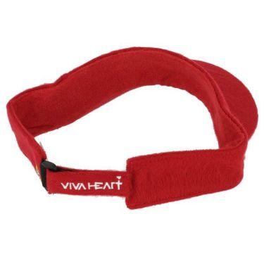 ビバハート VIVA HEART ユニセックス セサミストリート コラボ シャギー サンバイザー 016-51960 64 レッド 商品詳細2