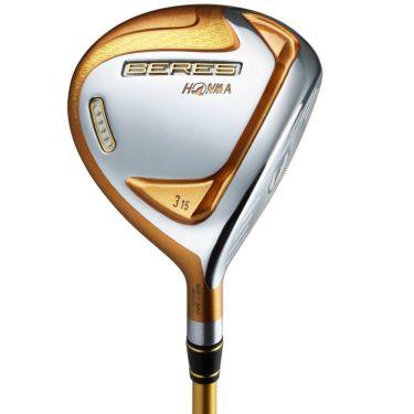 本間ゴルフ BERES ベレス メンズ フェアウェイウッド 4Sグレード ARMRQ 47 4S カーボンシャフト 2019年モデル