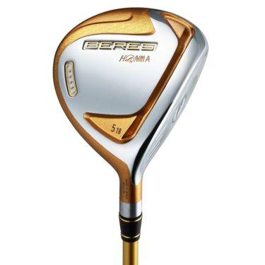 本間ゴルフ BERES ベレス メンズ フェアウェイウッド 4Sグレード ARMRQ 47 4S カーボンシャフト 2019年モデル 商品詳細2