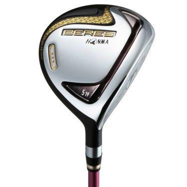 本間ゴルフ BERES ベレス レディース フェアウェイウッド 3Sグレード ARMRQ 38 3S カーボンシャフト 2019年モデル 商品詳細2
