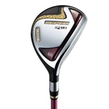 本間ゴルフ BERES ベレス レディース ユーティリティ 3Sグレード ARMRQ 38 3S カーボンシャフト 2019年モデル