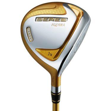 本間ゴルフ BERES ベレス レディース フェアウェイウッド 4Sグレード ARMRQ 38 4S カーボンシャフト 2019年モデル