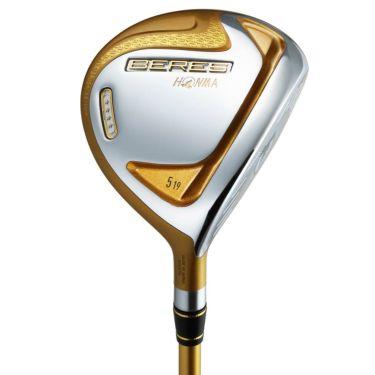 本間ゴルフ BERES ベレス レディース フェアウェイウッド 4Sグレード ARMRQ 38 4S カーボンシャフト 2019年モデル 商品詳細2