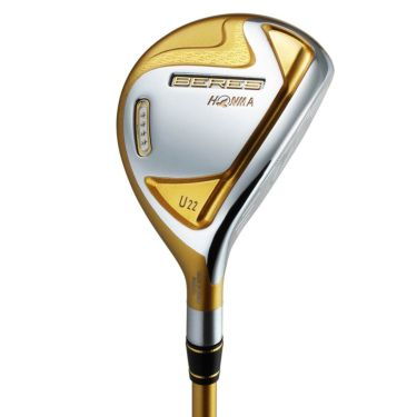 本間ゴルフ BERES ベレス レディース ユーティリティ 4Sグレード ARMRQ 38 4S カーボンシャフト 2019年モデル