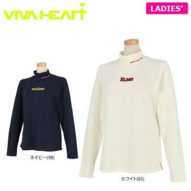 ビバハート VIVA HEART レディース セサミストリートコラボ 長袖 ハイネックシャツ 015-31910