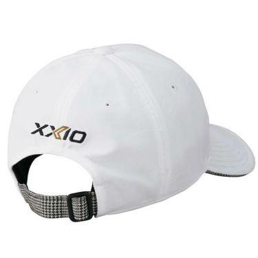 ダンロップ ゼクシオ XXIO メンズ スタティクドライ キャップ XMH0100 ホワイト 商品詳細2