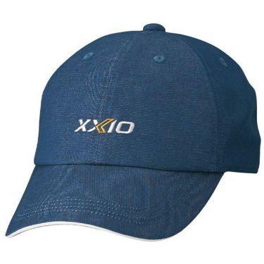 ダンロップ ゼクシオ XXIO メンズ カジュアルテイスト キャップ XMH0101 ネイビー