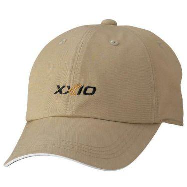 ダンロップ ゼクシオ XXIO メンズ カジュアルテイスト キャップ XMH0101 ベージュ
