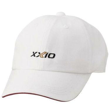 ダンロップ ゼクシオ XXIO メンズ カジュアルテイスト キャップ XMH0101 ホワイト