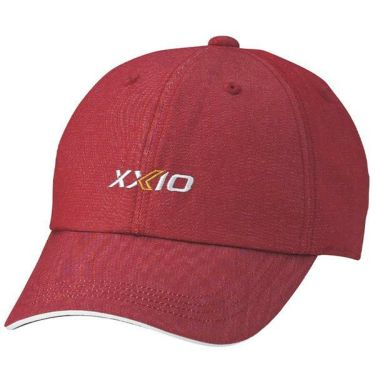ダンロップ ゼクシオ XXIO メンズ カジュアルテイスト キャップ XMH0101 レッド