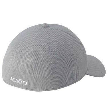 ダンロップ ゼクシオ XXIO メンズ ストレッチフィット キャップ XMH0106 グレー 商品詳細2