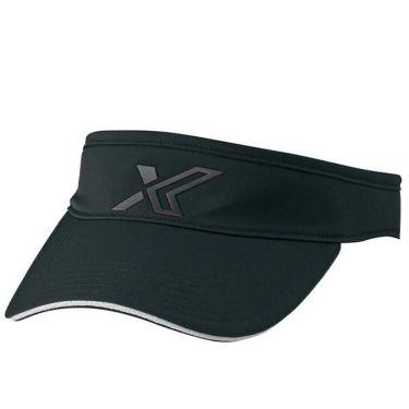 ダンロップ ゼクシオ XXIO メンズ ロゴ バイザー XMH0305L ブラック