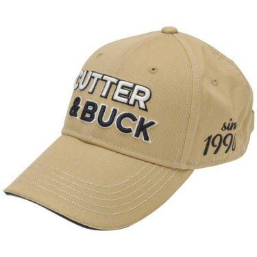 カッター&バック CUTTER&BUCK メンズ 立体ロゴ刺繍 キャップ CGBOJC02 BG00 ベージュ