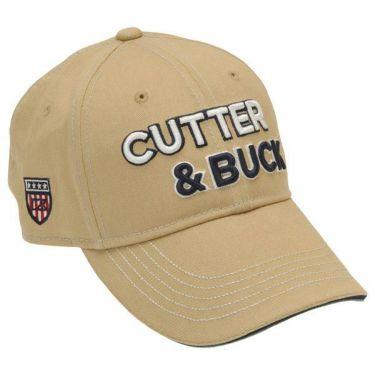 カッター&バック CUTTER&BUCK メンズ 立体ロゴ刺繍 キャップ CGBOJC02 BG00 ベージュ 商品詳細2