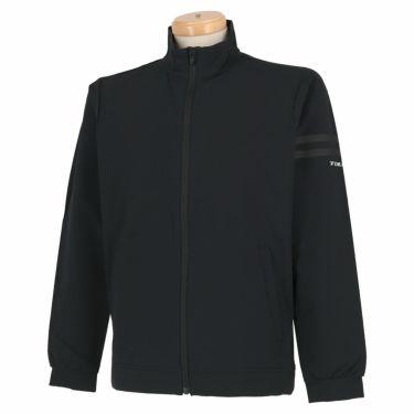 ブリヂストンゴルフ TOUR B メンズ ストレッチ 長袖 フルジップ ブルゾン QGM01D 2019年モデル ブラック(BK)