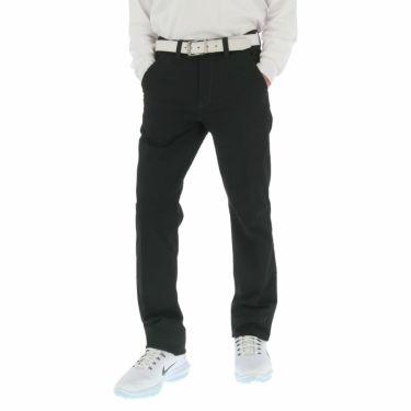 ブリヂストンゴルフ TOUR B メンズ ストレッチ ストレート ロングパンツ QGM01K 2019年モデル [裾上げ対応1●] ブラック(BK)
