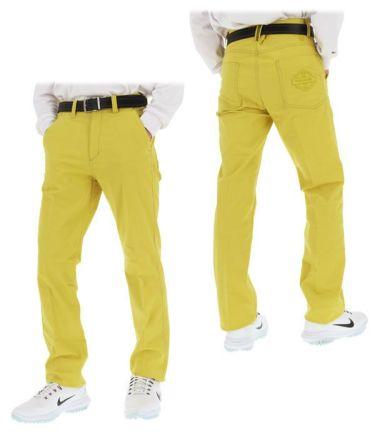 ブリヂストンゴルフ TOUR B メンズ ストレッチ ストレート ロングパンツ QGM01K [裾上げ対応1●] 詳細4