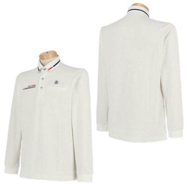 マンシングウェア Munsingwear メンズ ヒートナビ 長袖 ポロシャツ MGMOJB16 商品詳細6