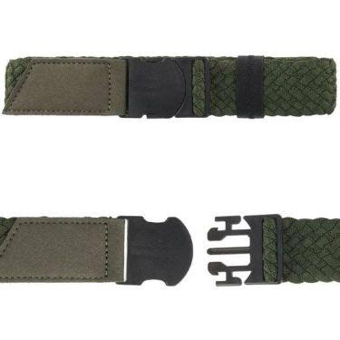 メンズ ストレッチベルト GD-AR-105 KHAKI カーキ