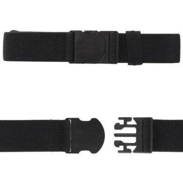 メンズ ストレッチベルト GD-AR-106 BLACK ブラック
