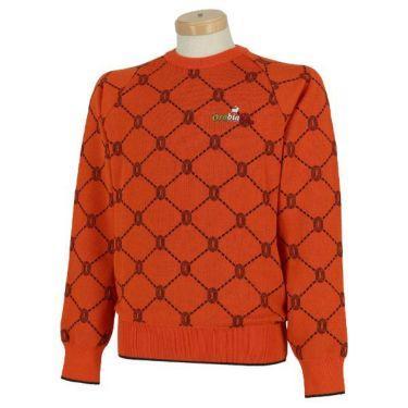 オロビアンコ  Orobianco メンズ 総柄 ロゴ刺繍 長袖 クルーネック セーター 45380-105 2019年モデル 商品詳細2